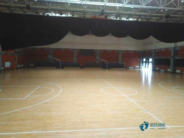 专用篮球地板哪家好