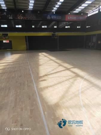购买篮球场木地板厂家报价