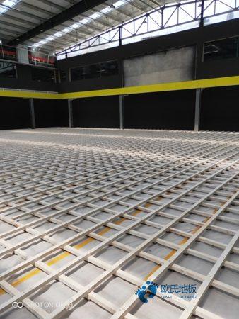 体育地板生产公司