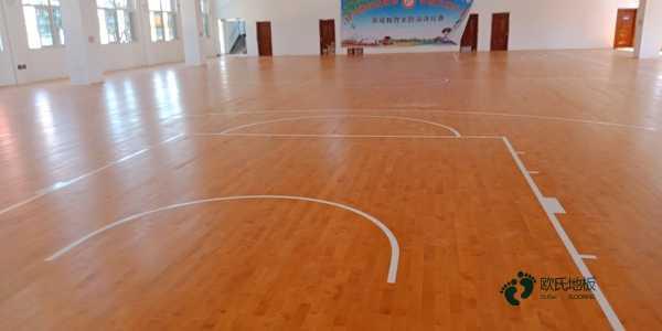 枫桦木篮球馆地板什么品牌好