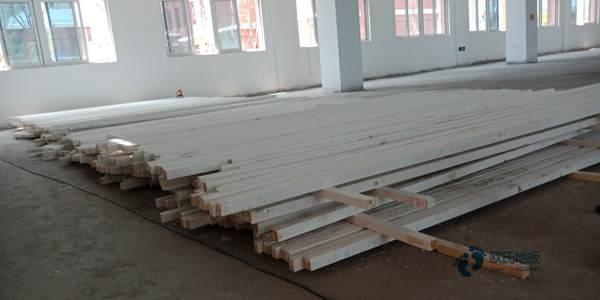 那里有体育篮球木地板生产公司