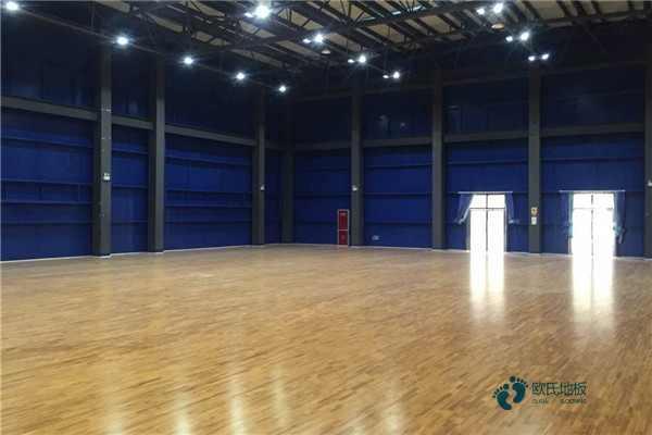 大型体育场馆木地板哪个品牌好