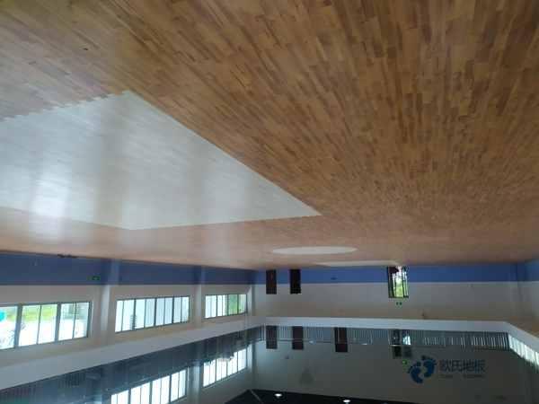 拼装体育场木地板直销