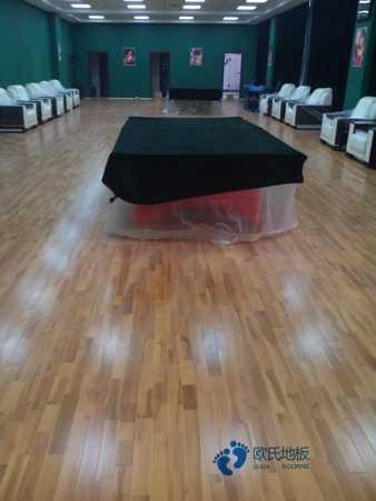 北京实木运动地板批发