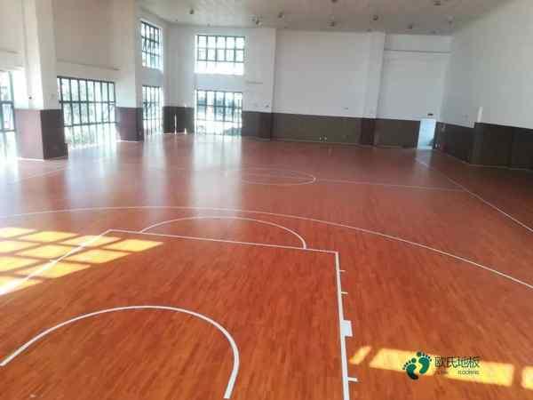 体育场专用木地板1