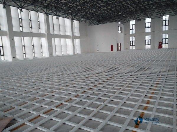 高品质运动型地板厂家报价