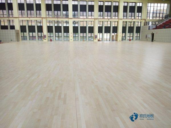 规格柞木体育运动木地板