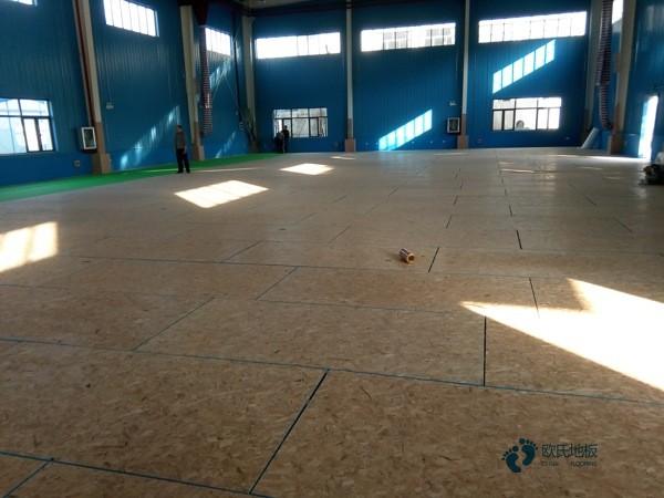 体育场地板生产厂家