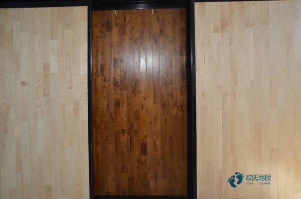 实木运动地板哪个品牌好?柞木