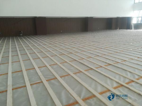 山东舞蹈室木地板价格表