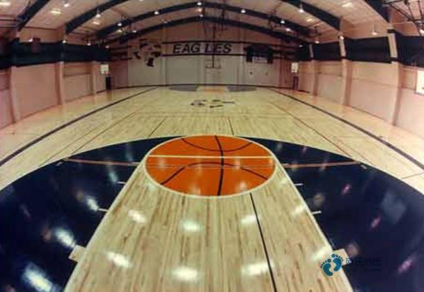 福州学校篮球馆运动木地板