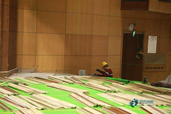 体育场木地板排行