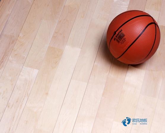 福建篮球地板厚度