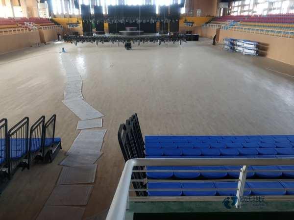 体育场馆地板厂家排名