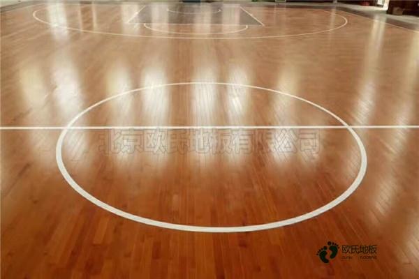 贵阳舞台实木地板多少钱一平米