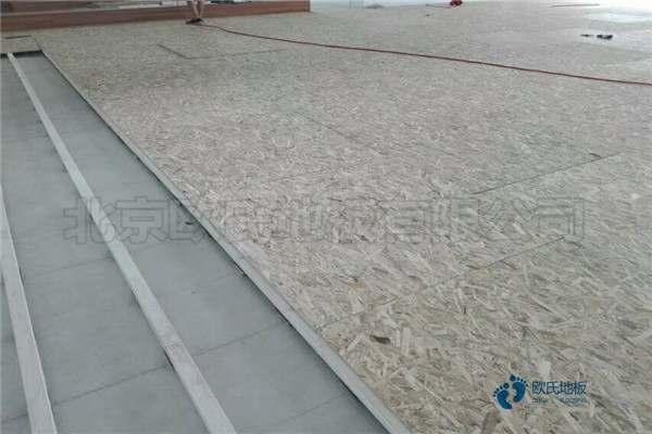 常见的体育实木地板多少钱合适