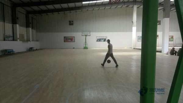吉林柞木体育木地板施工工艺