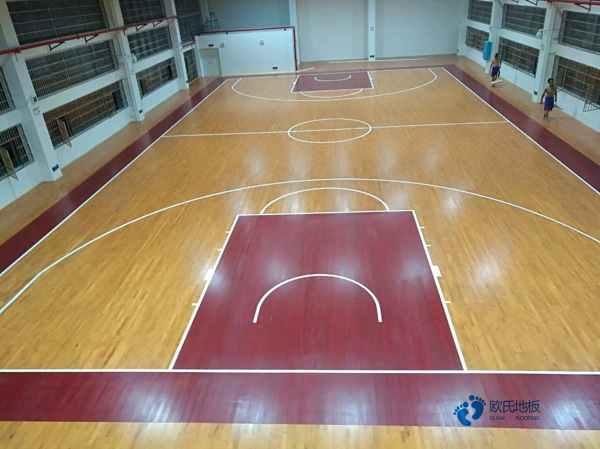枫木舞蹈室木地板公司