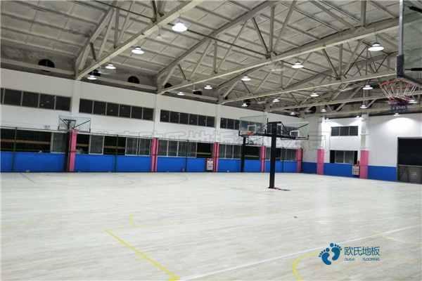 体育场馆木地板哪个牌子更环保