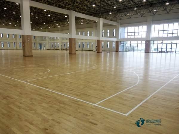 比赛场馆体育木地板