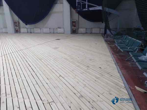 上海专业篮球木地板怎么安装