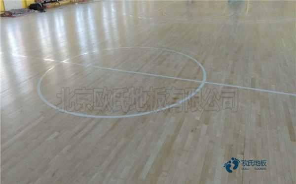 学校体育实木地板生产厂家