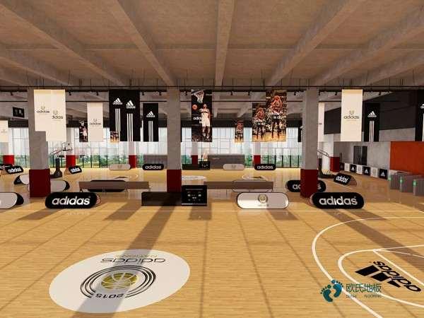 上海柞木体育场地板哪个公司好