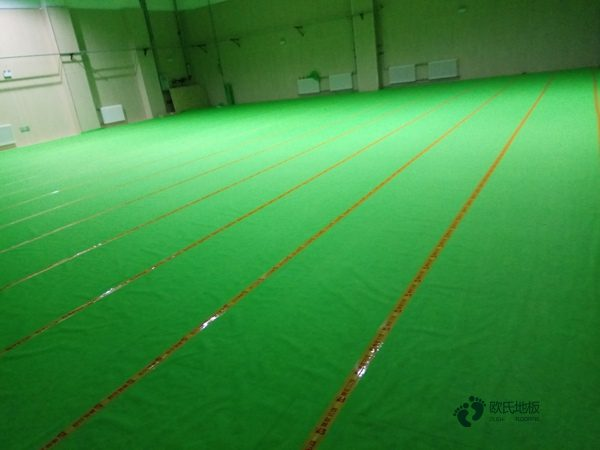 专用体育场馆木地板工厂