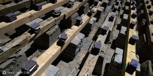 硬木企口实木运动地板施工工艺