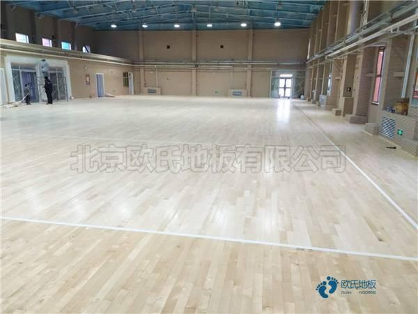 陕西专用篮球场地板厂商