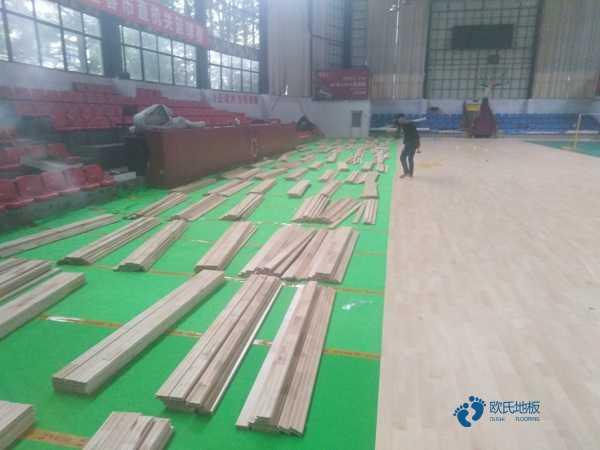 体育木地板厂家报价