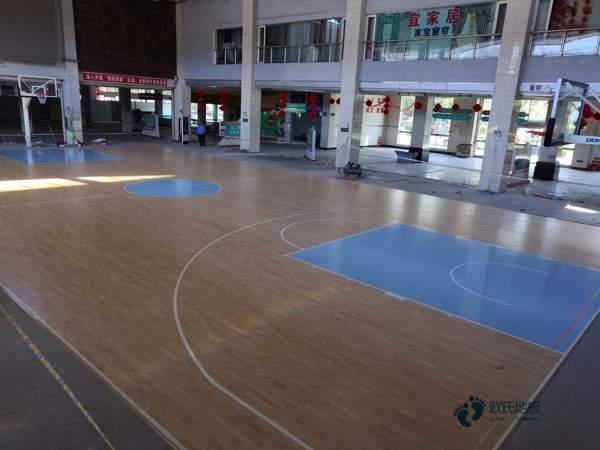 体育馆木地板价格是多少钱?松木