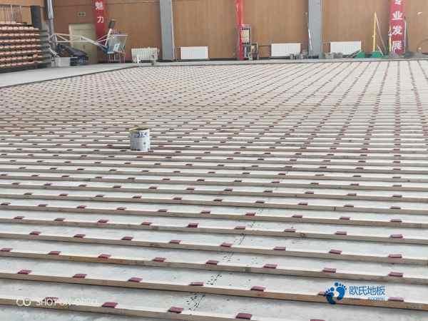 体育木地板排行