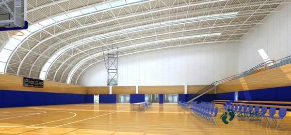 企口篮球木地板每平米价格