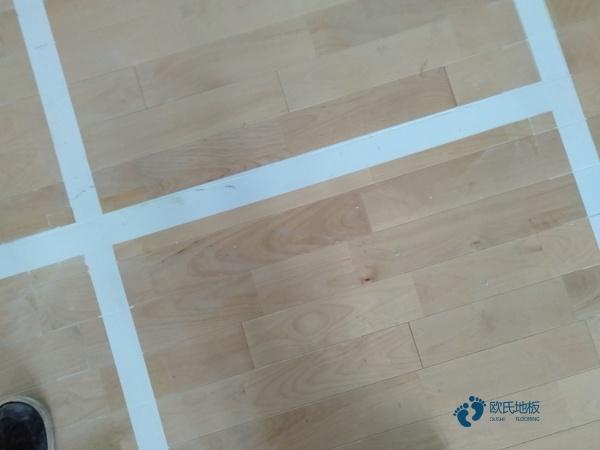 常用的体育馆木地板十大品牌