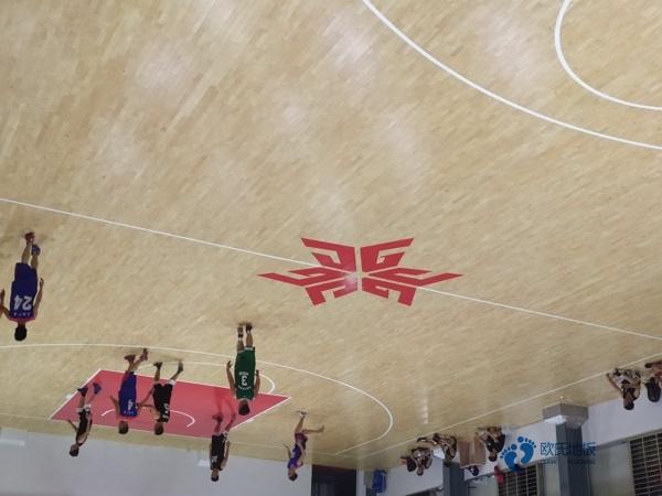 硬木企口体育运动地板一般多少钱