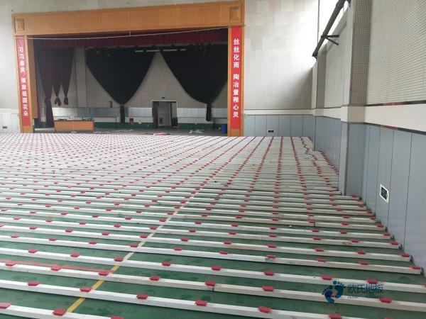 较好的的室内木地板