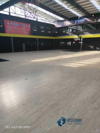 较好的的运动体育木地板