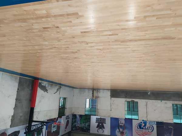 较好的的运动型木地板