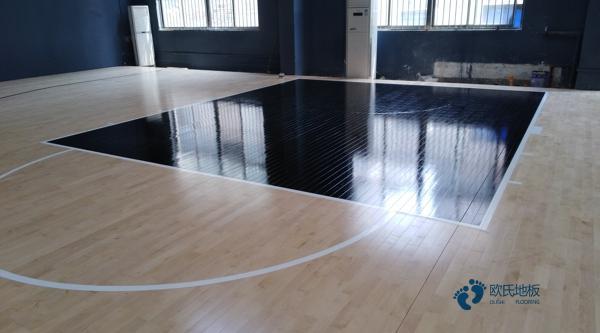 较好的的运动篮球地板