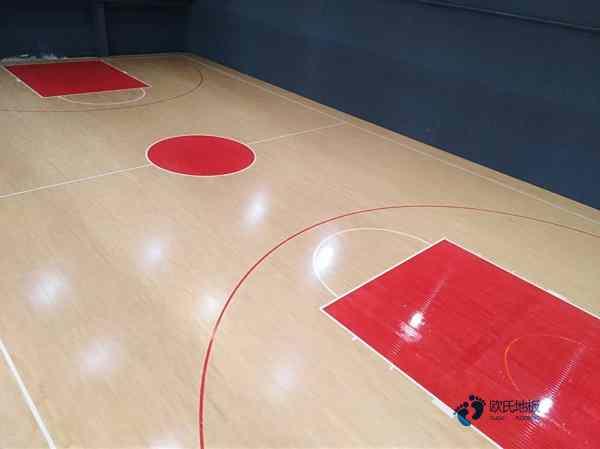 单层体育场地板