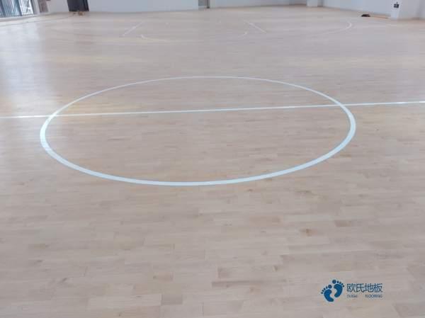 室内篮球馆木地板品牌电话