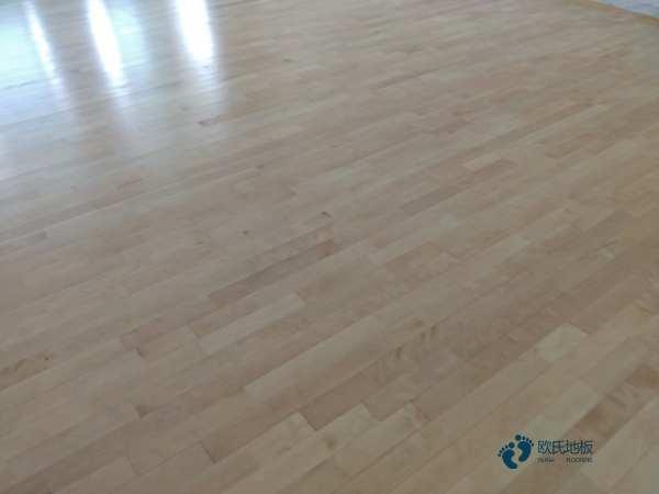 单层运动体育地板