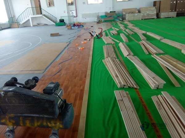 指接板舞台实木地板厂**去哪找?