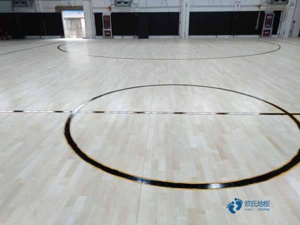 22厚体育馆实木地板多少钱一平米?