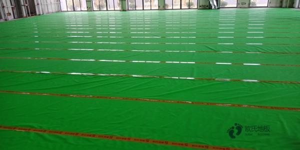 石家庄专业体育场地板每平米价格