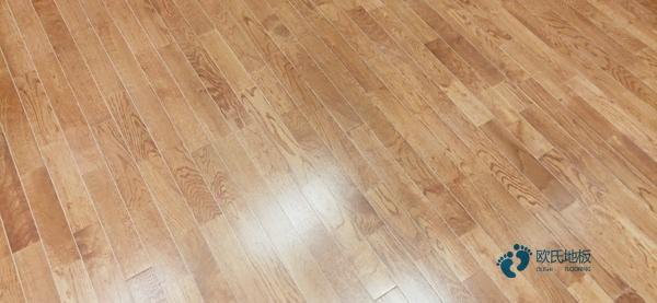 体育馆木地板价格柞木