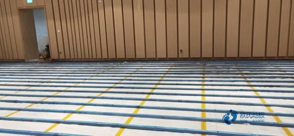 学校篮球场木地板一般多少钱