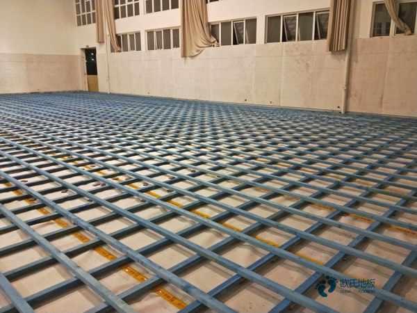 杭州篮球场地板工厂