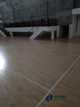 专业体育木地板价格及图片